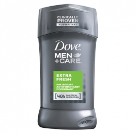 Dove Men + Care Invisible Solid, Extra Fresh- 2.7oz