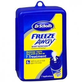 Dr. Scholl's FreezeAway Wart Remover- 7ct