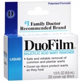 DuoFilm Wart Remover Liquid - 0.33 oz