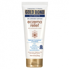 Gold Bond Ultimate Eczema Relief Cream- 8oz