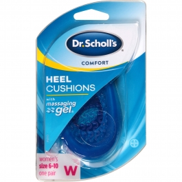Dr. Scholl's Comfort Heel Cushions for Women, Size 6-10