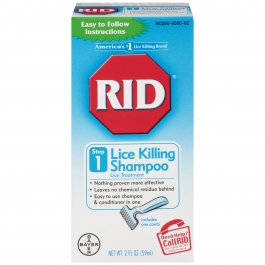 RID Lice Killing Shampoo - 2 fl oz