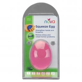 Nova Hand Squeeze Egg- Soft