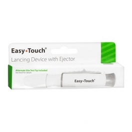 EasyTouch Lancing Device w/Ejector - 1ct