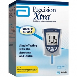 Precision Xtra Diabetes Monitor