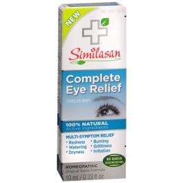 Similasan Complete Eye Relief- .33oz
