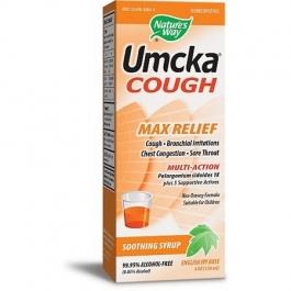 Nature's Way Umcka Cough Max Relief 4 fl oz