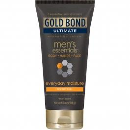 Gold Bond Ultimate Men's Essentials Everyday Hydrating Cream 6.5oz