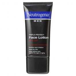 Neutrogena Men Triple Protect Face Lotion SPF20 - 1.7 fl oz