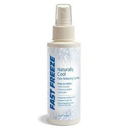 Fast Freeze Pump Spray, 4 oz