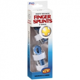 Flents Finger Splints 2-Sided Medium & Large (2pk)