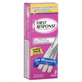 First Response Pregnancy Test Early Result- 3ct
