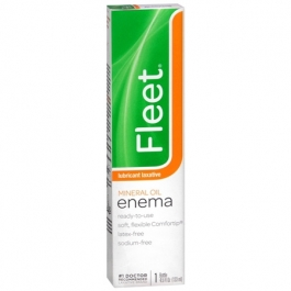 Fleet Mineral Oil Enema 4.5oz
