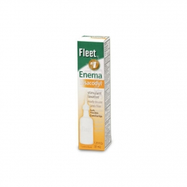 Fleet Enema Bisacodyl 1.25 oz