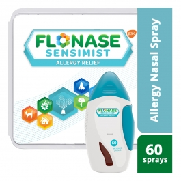 Flonase Sensimist Allergy Relief Spray 60 Sprays - 0.34 oz.