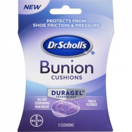 Dr. Scholl's Duragel Bunion Cushions - 5ct