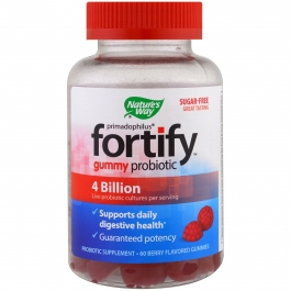 Nature S Way Probiotic Fortify  Billion
