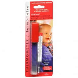 Geratherm Mercury Free Rectal Thermometer - 1ct