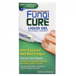 FungiCure Liquid Gel Anti-Fungal Treatment - 0.35 oz