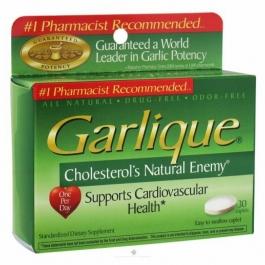 Garlique Caplets - 30ct Box