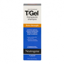 Neutrogena T/Gel Therapeutic Shampoo Extra Strength Formula - 6.0 oz