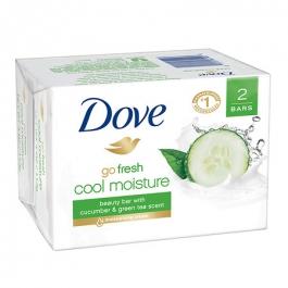 Dove gofresh Beauty Bar, Cool Moisture, 4.25oz- 2pk