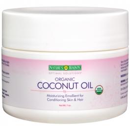 Nature's Bounty Optimal Solutions Coconut Oil - 7.0 fl oz
