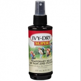 IVY-DRY Super Anti-Itch Spray- 6oz