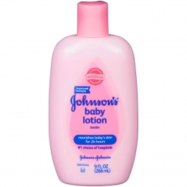 Johnson & Johnson Baby Lotion 9 oz