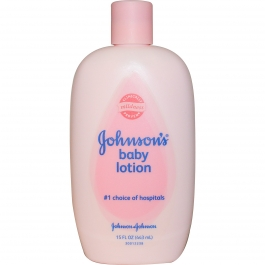 Johnson & Johnson Baby Lotion 15 oz