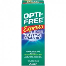 Alcon Opti-Free Express Multi Purpose Disinfecting Solution - 10oz