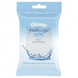 Kleenex Fresh On The Go Wipes - 10ct