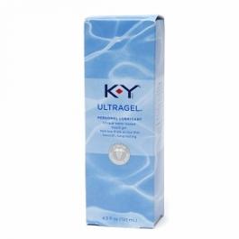 K-Y Ultragel Personal Lubricant- 4.5oz