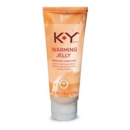 K-Y Warming Personal Lubricant- 2.5oz