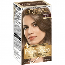 L'Oreal Paris Superior Preference #6 Light Brown
