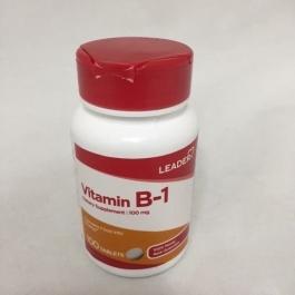 Vitamin B-1 (100mg) - 100 Tablets
