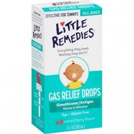 Little Tummys Gas Relief Drops  1oz