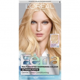 L'oreal Feria - 100 Pure Diamond (very Light Natural Blonde) (1-3 Units)