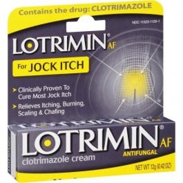 Lotrimin AF Jock Itch Cream 12gm