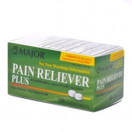 Pain Reliever Plus Tablet (Major)- 100ct