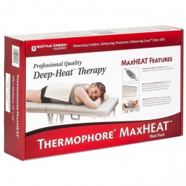 "Thermophore Maxheat Deep Heat Therapy Pad Medium 14""x14"" - 1ct"