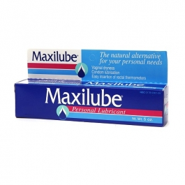 Maxilube Personal Lubricant- 5oz