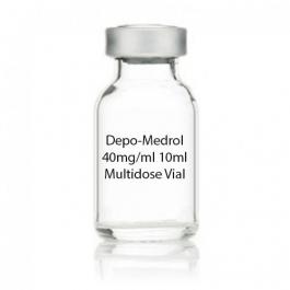 Depo-Medrol 40mg/ml 10ml Multidose Vial