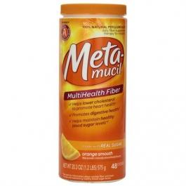Metamucil Smooth Texture Orange Flavor Bulk Forming Powder - 20.3 oz
