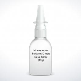 Mometasone Furoate 50 mcg Nasal Spray (17g)