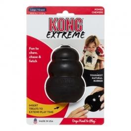 Kong Extreme, Black, Large- 1ct