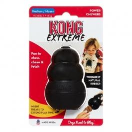 Kong Extreme, Black, Medium- 1ct
