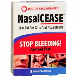 NasalCEASE Sterile Packings- 5ct