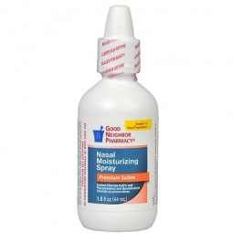 GNP Premium Saline Nasal Spray- 3oz