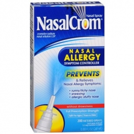 NasalCrom Allergy Spray - 0.88oz